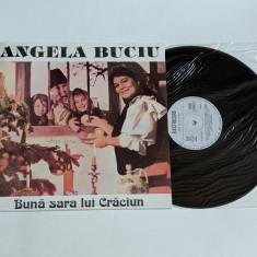 Angela Buciu - Buna sara lui Craciun -  disc vinil ( vinyl , LP ) nou