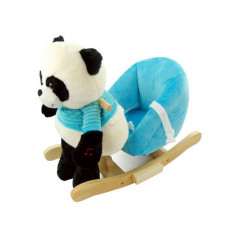 Balansoar de plus NEFERE Panda Blue