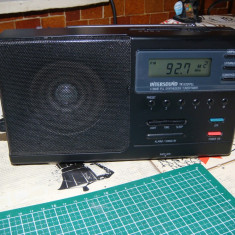 Aparat radio portabil Intersound TR-520pll FM/UM/US/UL pll, Digital