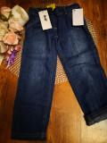 jeans fetita 98 cm , firma Steiff