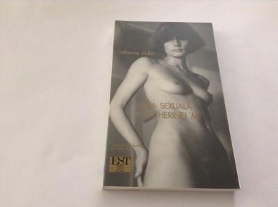 VIATA SEXUALA A CATHERINEI M---CATHERINE MILLET--RF16/3 foto