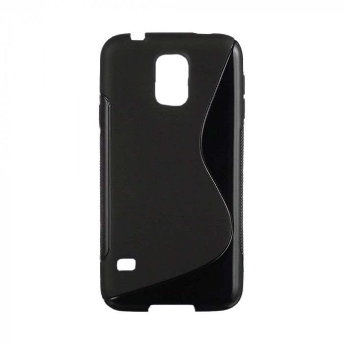 Husa SAMSUNG Galaxy S6 Edge Plus - S-Line (Negru)
