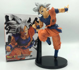 Figurina Goku Super saiyan 23 cm anime Ultra Instinct Dragon Ball