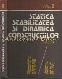 Statica, Stabilitatea Si Dinamica Constructiilor II - Alexandru Catarig