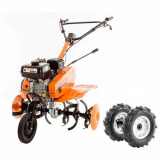 Cumpara ieftin Motosapa Ruris DAC 6500K, 7 CP, benzina, 3 viteze + roti cauciuc
