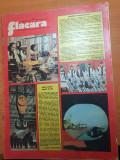Revista flacara 20 martie 1976-articol si foto despre cumuna cuca,judetul galati