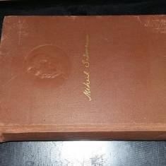 carte veche MIHAIL SADOVEANU OPERE Vol 10,1929,ZODIA CANCERULUI,T.GRATUIT