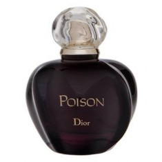 Christian Dior Poison eau de Toilette pentru femei 50 ml, Apa de toaleta
