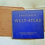 Atlas an 1929 in limba germana, stare foarte buna