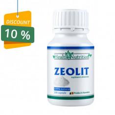 ZEOLIT 100% natural, 180 capsule