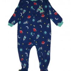 Salopeta / Pijama bebe cu rachete Z102