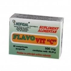 Flavo Vit C 40 comprimate - Hofigal