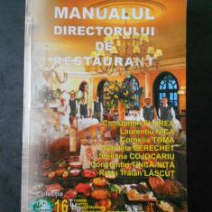 MANUALUL DIRECTORULUI DE RESTAURANT {2004}