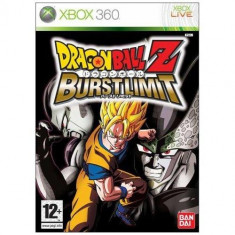 Dragon Ball Z: Burst Limit XB360