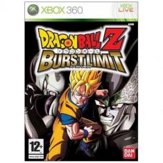Dragon Ball Z: Burst Limit XB360
