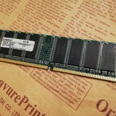 Memorie RAM PC 1Gb DDR1 400Mhz Kingston