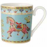 Cana cafea Villeroy & Boch Samarkand Aquamarin 0.30 litri, Villeroy&Boch