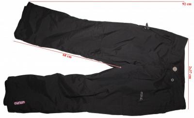 Pantaloni schi Burton, Dryride, copii (fete), marimea XL(148-155 cm) foto