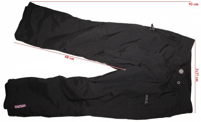 Pantaloni schi Burton, Dryride, copii (fete), marimea XL(148-155 cm)