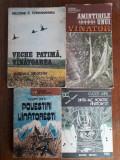 Lot 4 carti de vanatoare - Jianu, Cristoveanu,... / R2P5F, Alta editura