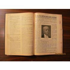 "PVM - Colegat ""Revista Sanatatea"" mar, apr, mai, sept 1939 + mar, apr, mai 1940"