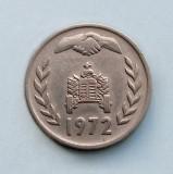 ALGERIA - 1 Dinar 1972 - FAO, Africa, Cupru-Nichel