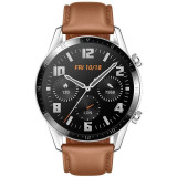 Smartwatch Huawei GT2 B19V Leather Strap Pebble Brown
