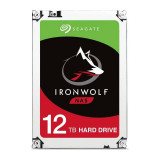 Hard disk Seagate IronWolf 12TB SATA-III 7200RPM 256MB