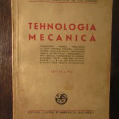 TEHNOLOGIA MECANICA-NICOLAE C. POPESCU, LIVIU IOANOVICI