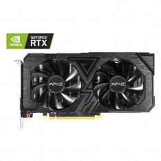 Placa video KFA2 nVidia GeForce RTX 2060 EX 1-click OC 6GB GDDR6 192bit