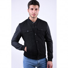 Geaca Blugi Jack&Jones Pitch Denim Black