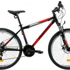 Bicicleta Mtb Venture 2601 Negru 26 Inch