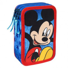 Penar Echipat Mickey Mouse , Multicolor 125X195X65 MM