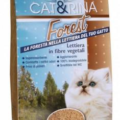 Asternut Igienic - Vegetal - Cat&Rina Forest - 6 L - 1474