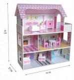 Cumpara ieftin Casuta pentru papusi copii 3+ ani Victorian Mansion