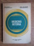 Cumpara ieftin MEDICINA INTERNA MANUAL CLASA XI EDITURA DIDACTICA 1980
