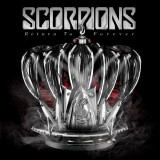 SCORPIONS Return To Forever (cd)