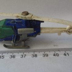 bnk jc Matchbox - elicopter