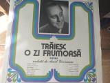 AS - TRAIESC O ZI FRUMOASA. MELODII DE AUREL GIROVEANU (DISC VINIL, LP), Electrola