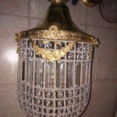 Elegant candelabru in stilul francez Empire