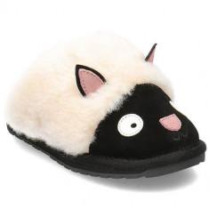 Papuci Copii Emu Lamb Slipper K12351NATURAL