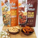 Cornulete unice ( Dulci/Sarate) - Telur Gabus made in Indonesia