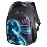 Rucsac pentru laptop uRage Cyberbag Solider, 17 inch, Bleumarin