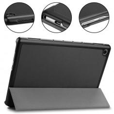 Husa Smart Cover Huawei MediaPad M5 Lite 10.1 neagra TAB547