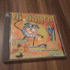 DUBLU DISC 2 CD DJ DACE 97 VOL 5 RARITATE!!!!! ORIGINAL