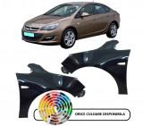 Aripa fata Opel Astra J VOPSITA Negru Albastru Argintiu Maro Alb Rosu, ASTRA J - [2009 - 2013]