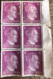 Hitler 6 timbre