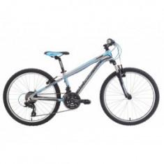 Bicicleta copii Spyke 24 Scuba Bleu Citrus Orange Electric Blue