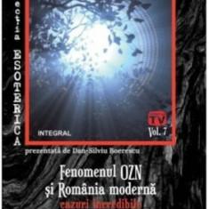 Fenomenul OZN şi România modernă