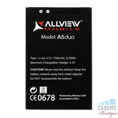 Acumulator Allview A5 Duo Original